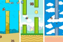 Flappy Bird 60 clones a day