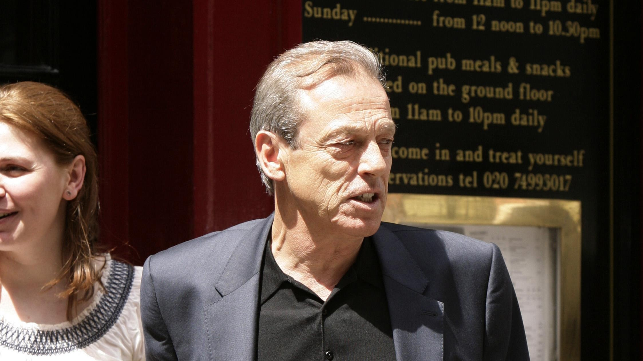 Former Eastenders actor Leslie Grantham 'fighting for his life in hospital'