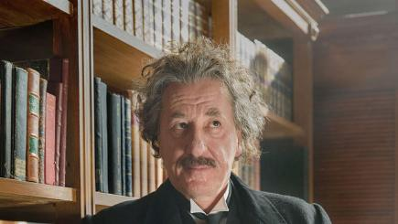 Geoffrey Rush in Genius