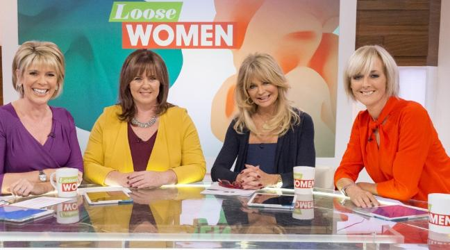 Loose Women returns with Gloria Hunniford and Judy Finnigan ...