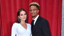 Helen Flanagan welcomes second child with Scott Sinclair