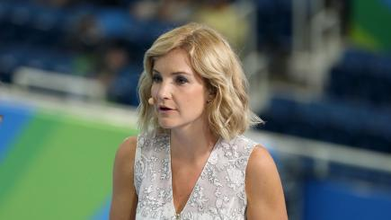 'Strictly Come Dancing' bosses eye up knicker-flashing Helen Skelton