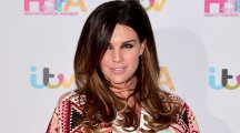 'He's trying to hurt me': Danielle Lloyd gets tearful over ex Jamie O'Hara