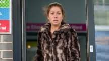 Hollyoaks' Nikki Sanderson: Not in a million years does Maxine want Patrick back