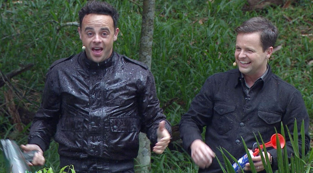 "Ant & Dec on Instagram: ""Happy Celebrity Cyclone day ..."