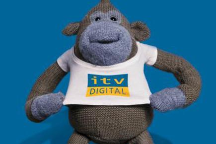 ITV Digital mascot Monkey