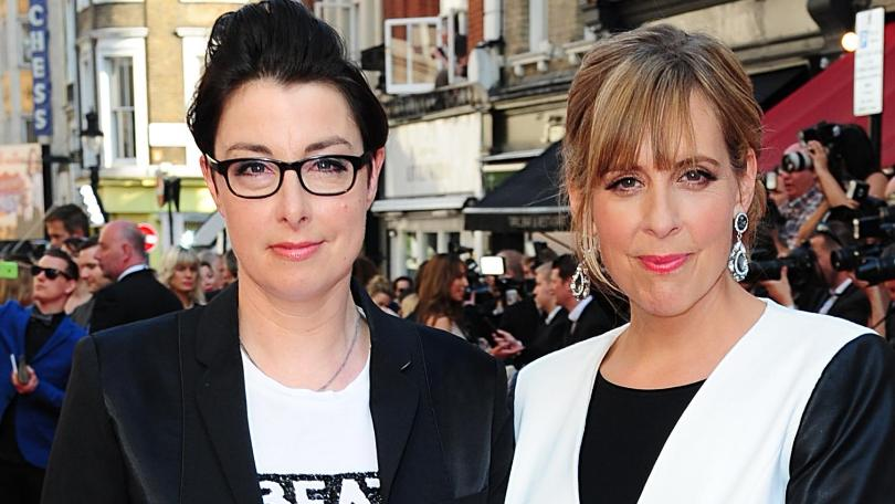 ITV gives Sue Perkins and Mel Giedroyc chat show the great ...