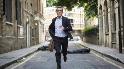 James Nesbitt says he feels like James Bond in new drama Lucky Man