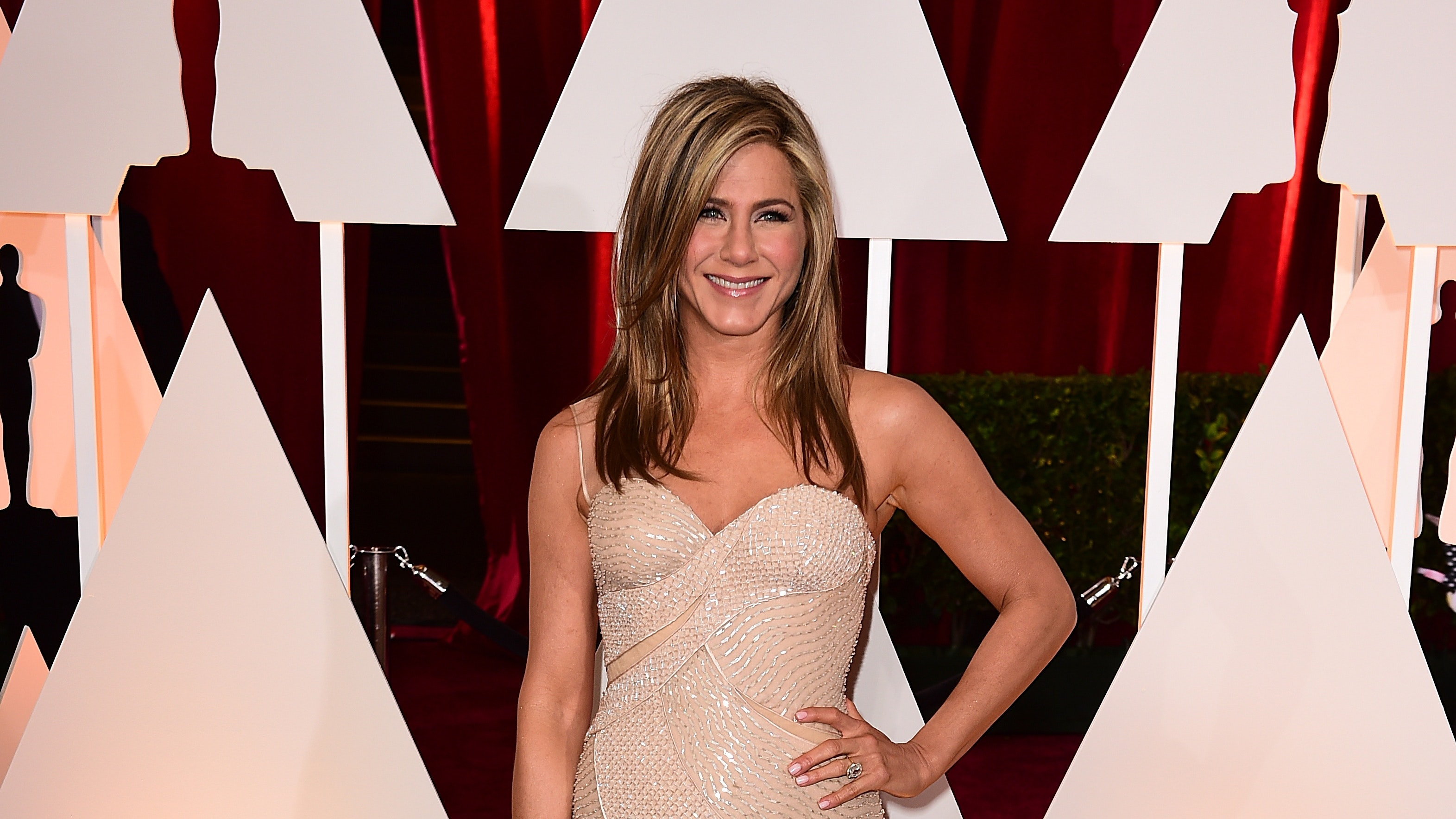 Jennifer Aniston hints at a potential Friends reunion, says anything can happen