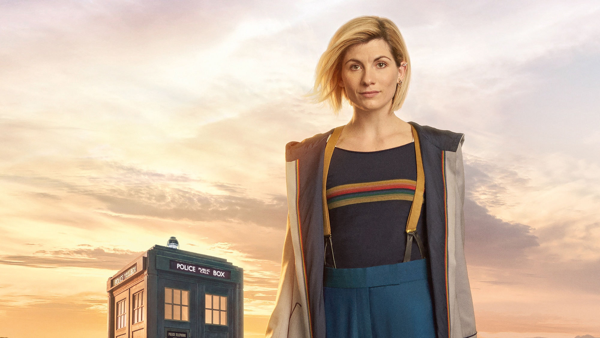 Jodie Whittaker: Doctor Who wasn\'t family viewing in our house | BT