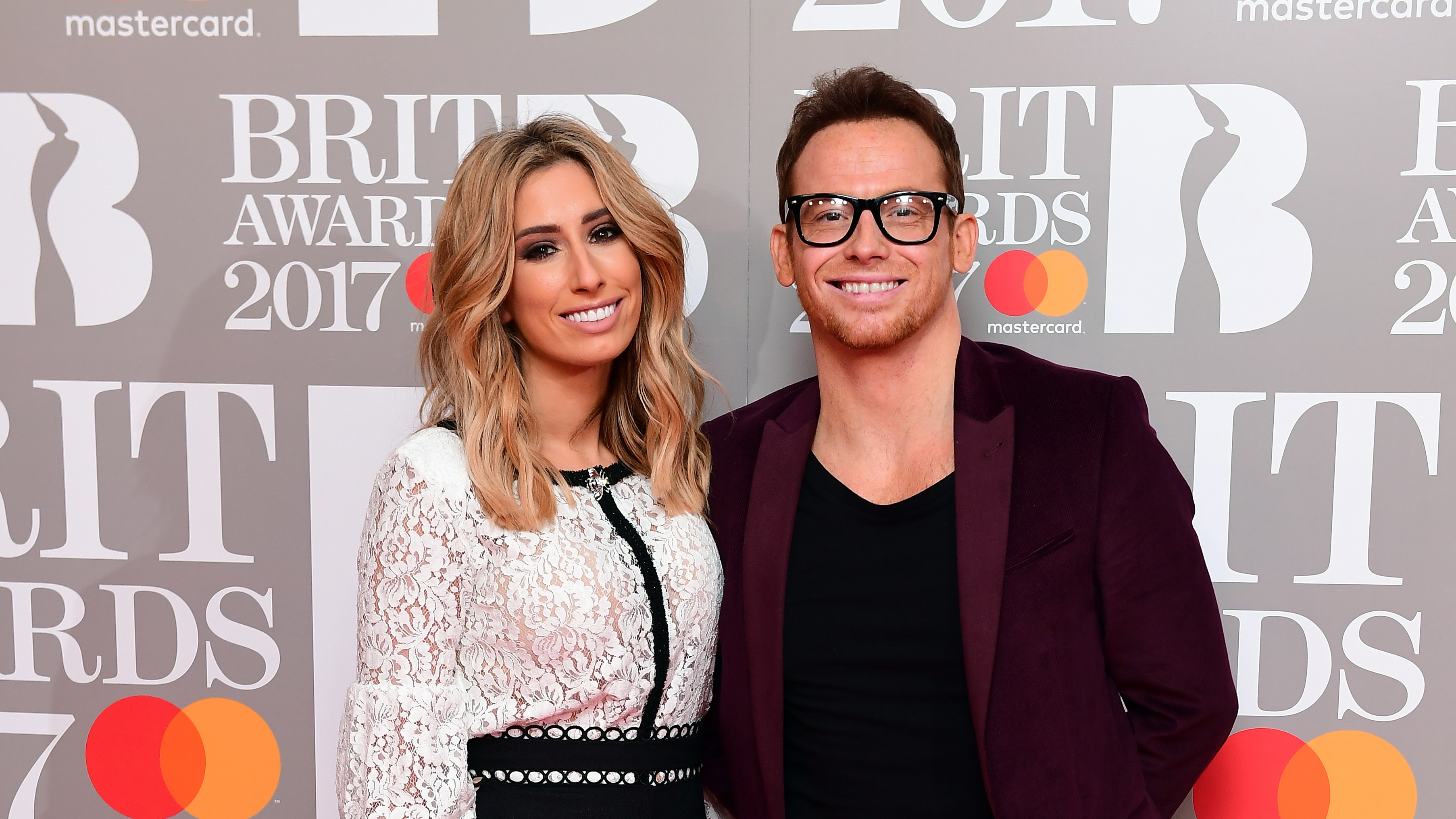 Stacey Solomon and Joe Swash have welcomed a baby boy together
