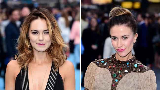 Kara Tointon is Maria in ITV's live TV version of The Sound of ...