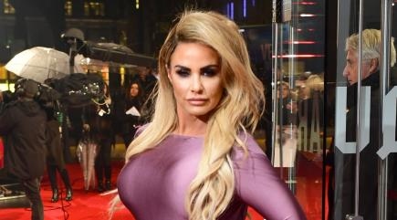I didn't enjoy wedding to Peter Andre, says Katie Price