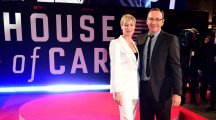 Kevin Spacey reveals House of Cards plans on Red Carpet