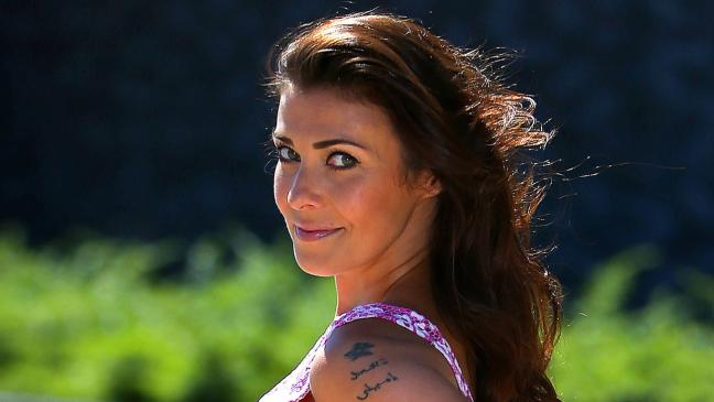Sensational Coronation Street Kym Marsh 8 Things You Didnt Know About The Hairstyles For Men Maxibearus