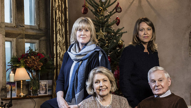 last tango in halifax are the christmas specials the last ever episodes