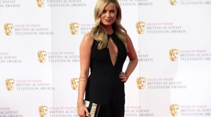 Laura Whitmore is the third contestant confirmed for Strictly!