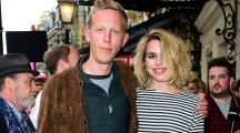 Laurence Fox tells of sleep loss and panic attacks since split with Billie Piper