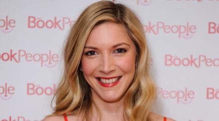 Lisa Faulkner thought she'd only be in Celebrity MasterChef for a day
