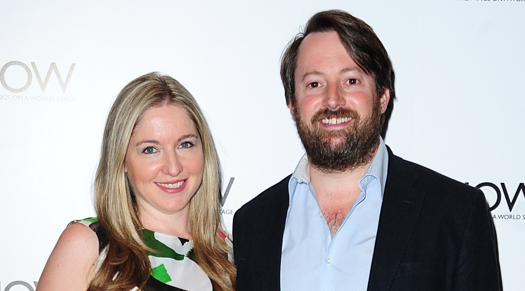 Victoria Coren Mitchell Revealed She Knew Would Marry Her Husband David Just Hours After Meeting Him