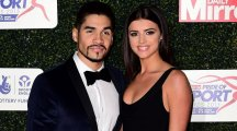 Lucy Mecklenburgh responds to split rumours with Louis Smith