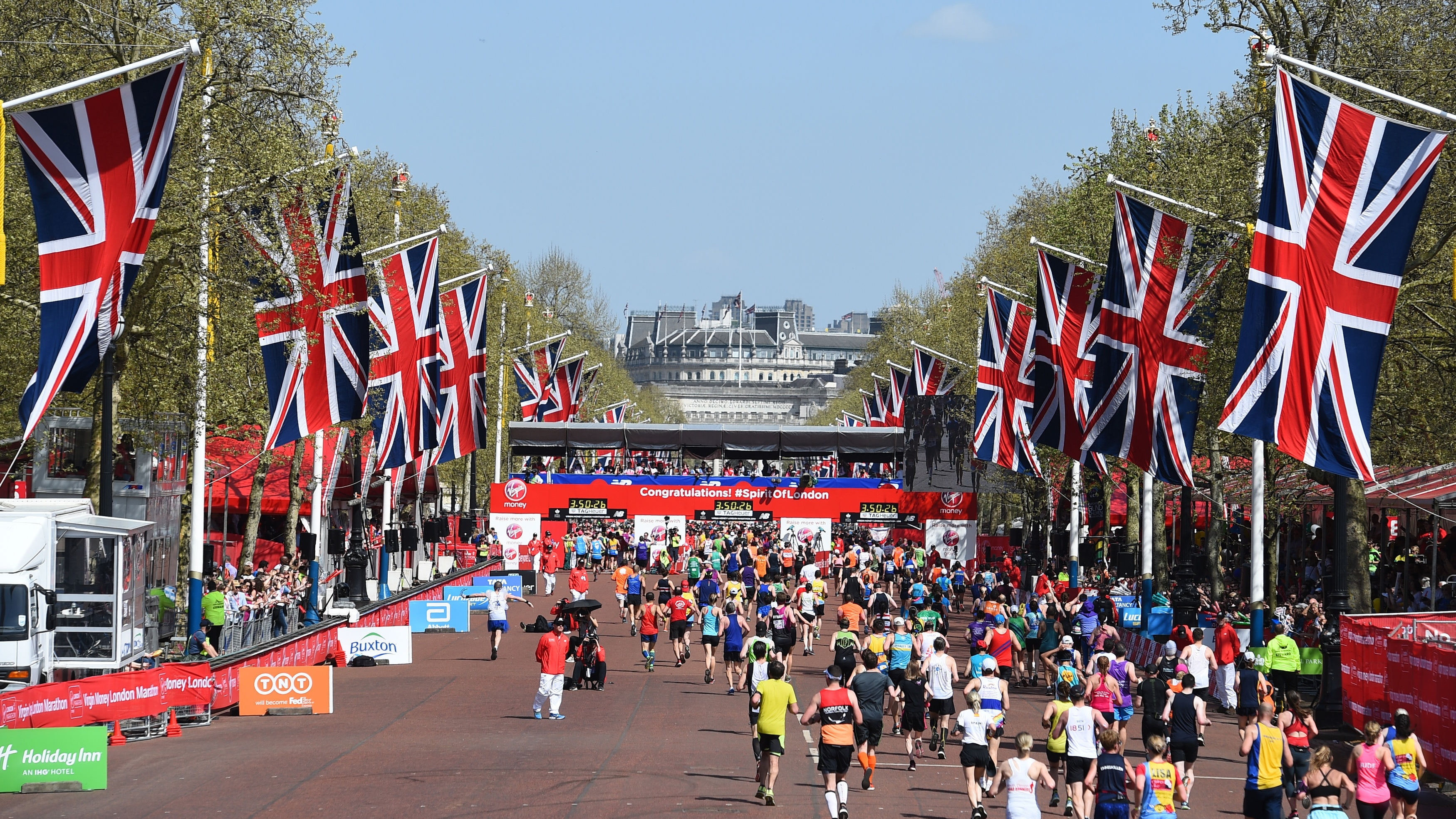 Lakes Chef Dies In London Marathon