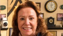 Melanie Hill in Coronation Street