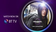 Mr Robot on Universal Channel, BT TV 320