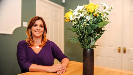 Mum shocked to discover vase was unexploded bomb