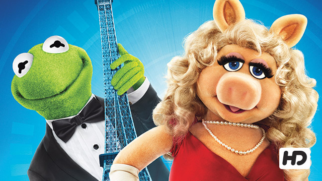 Must-see mayhem with the Muppets Most Wanted movie | BT