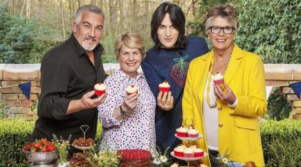New GBBO episodes will be 75-minutes long