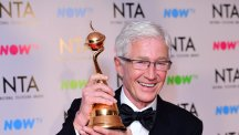 Paul O'Grady taken to hospital after lying with stray dogs for latest TV show
