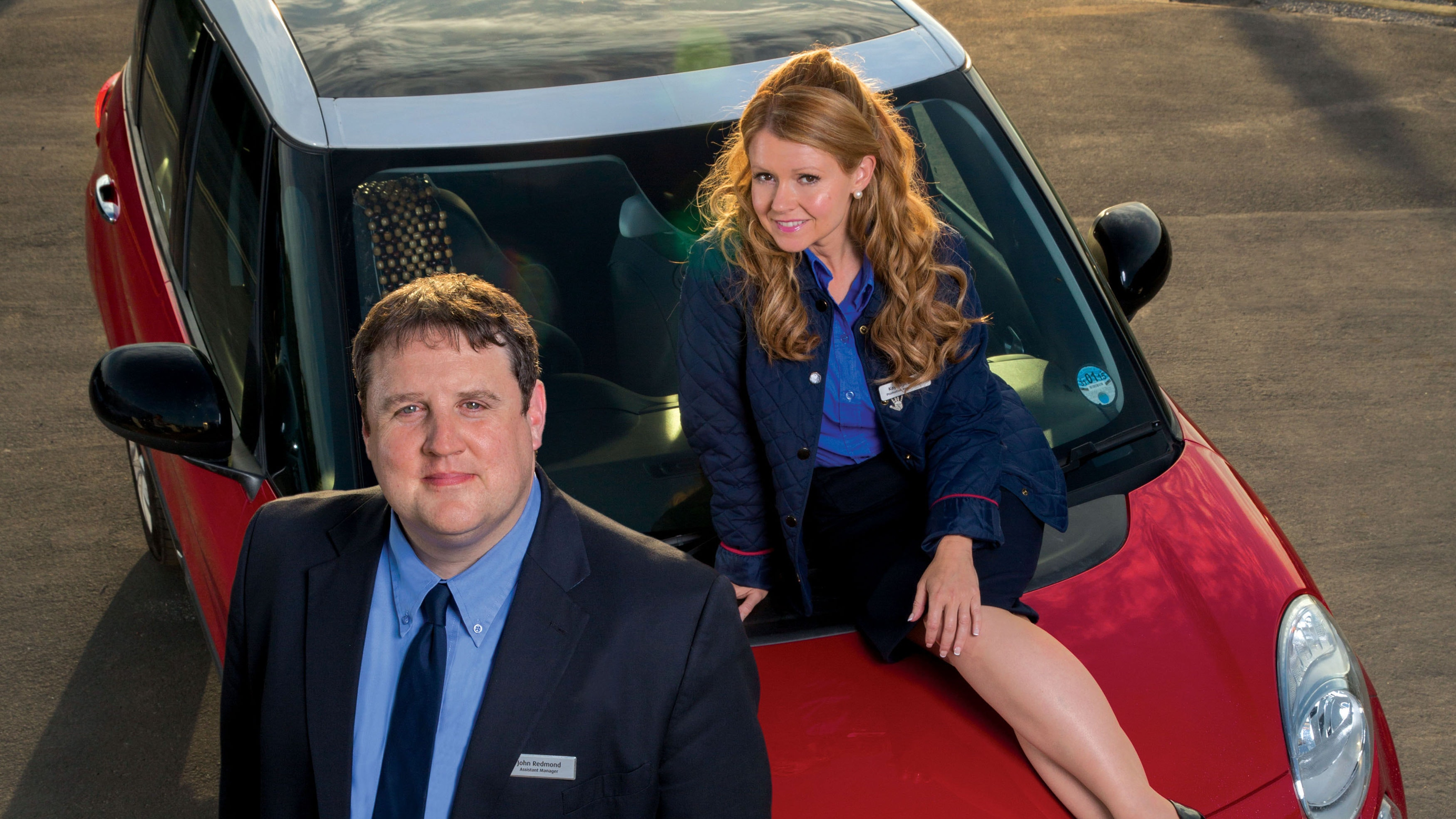 Peter Kay breaks social media silence to announce charity Car Share screening