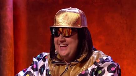 Peter Kay on Let it Shine
