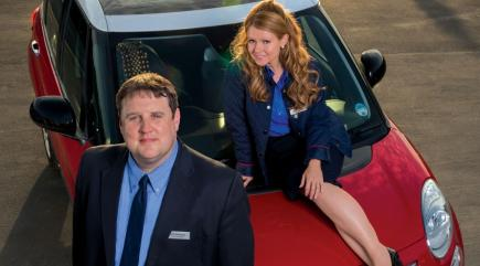 Peter Kay wrote the second series of Car Share written long before the BBC ordered it