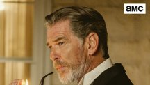 Pierce Brosnan in AMC's The Son