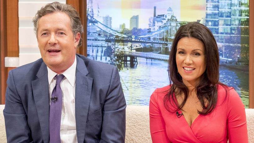 Piers Morgan threatened to QUIT GMB over early starts