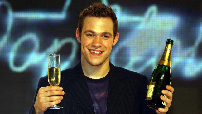Will Young's beautiful voice got him to the top on Pop Idol
