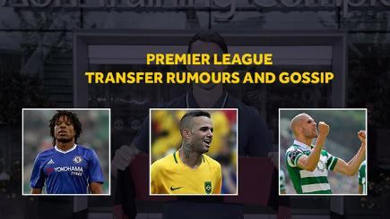 Premier League transfer rumours and gossip