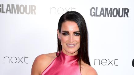 Kirsty Gallacher charged with a drink-driving offence