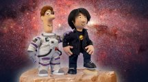 Professor Brian Cox makes space for role in Postman Pat