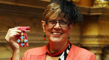Prue Leith apologises to Chris Evans over 'failed attempt' at Top Gear comments