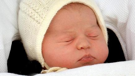 The Queen is expected to meet her newest great grandchild, Princess Charlotte