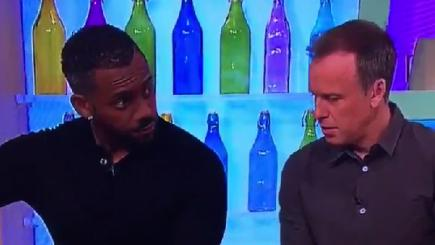 Richard Blackwood on Sunday Brunch
