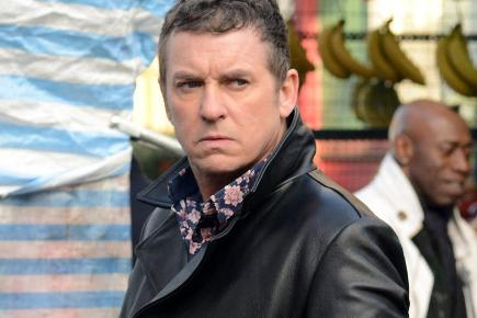 Shane Richie returns to his EastEnders role as Alfie Moon