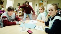 Ricky Gervais's show Derek is like TV Marmite, say cast