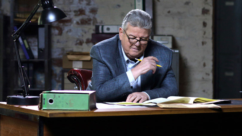 5 shocking moments from Robbie Coltrane's Critical Evidence on