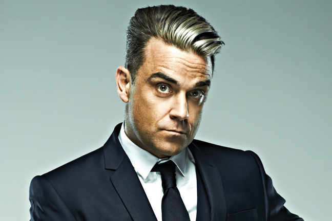 Robbie Williams Album Swings Both Ways Available Now On BT