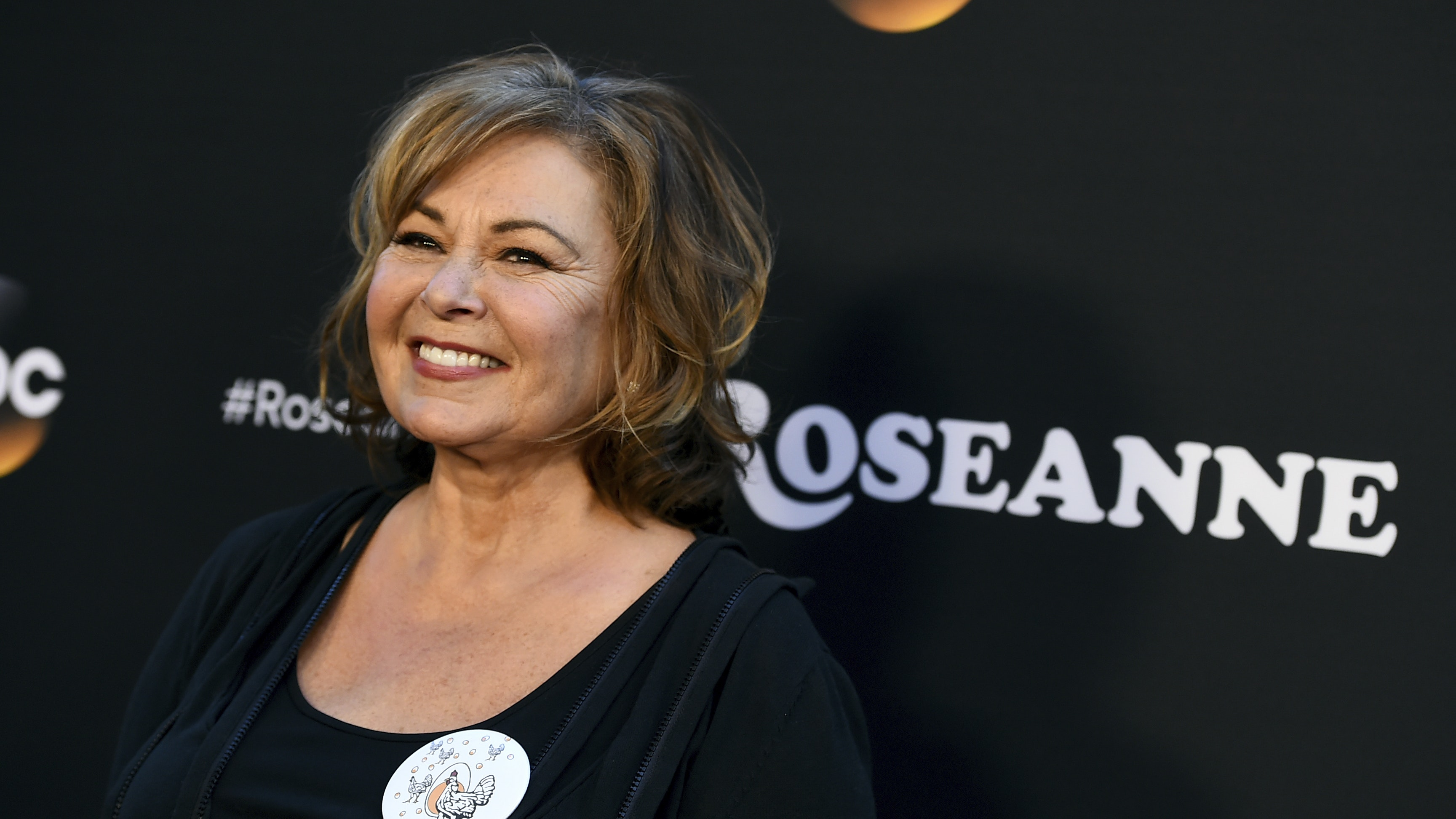 Roseanne Barr 'thrilled' after ratings congratulations ...