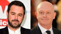 Ross Kemp is raring for a fight with Danny Dyer's Mick Carter when he returns to EastEnders as Grant Mitchell